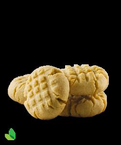Truvia Peanut Butter Cookies